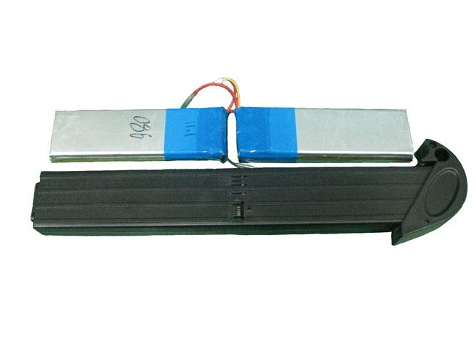 24V 10Ah Lithium Polymer Battery , Electric Wheelchair Battery
