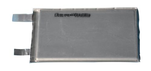 10Ah / 3.2V Lithium Iron Phosphate Battery Cell , Prismatic Pouch Type 1282135