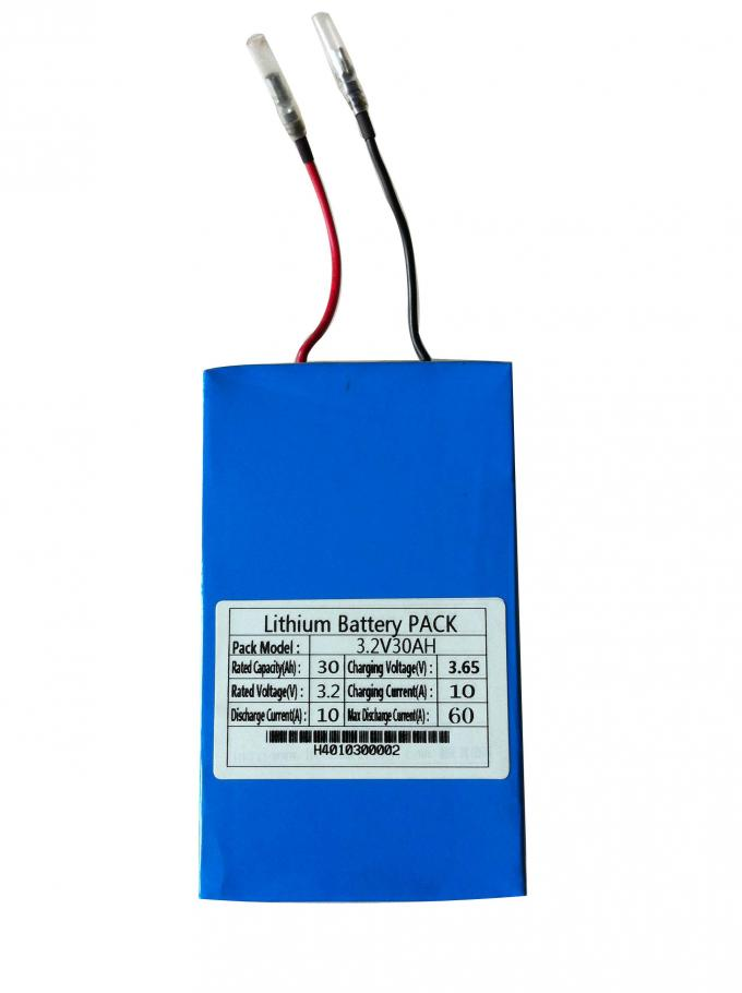 30ah lithium battery module 3 2v lifepo4 battery with 2000