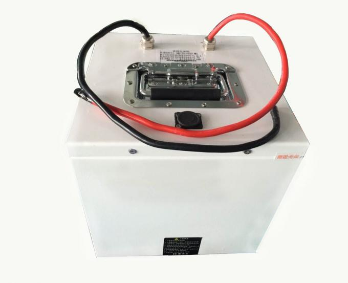 50Ah / 48V Electric Scooter Lithium Power Battery With Metal Case