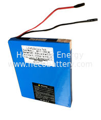 China Ultra thin Lithium Ion Phosphate Batteries 12V / 8Ah For Small Solar System supplier