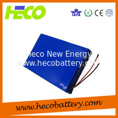 China 20AH / 40AH LiFePO4 Battery 12V LiFePO4 Battery Pack For Solar Street Light supplier