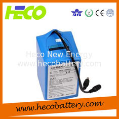 China 12V 25AH Electric Scooter Lithium Battery With BMS System , Weight 3KG supplier