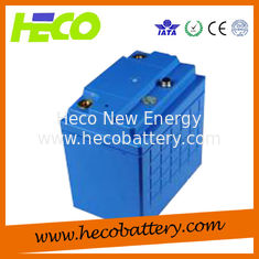 China Blue Coating 48V100AH Plastic LiFePO4 Battery Pack / Power Battery supplier