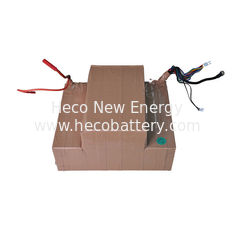 48V 20Ah LFP / Lifepo4 Battery , Rechargeable Motorcycle Battery supplier