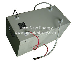 High Capacity 100Ah / 96V Electric Car LiFePO4 Lithium Battery , CE RoHS ISO supplier