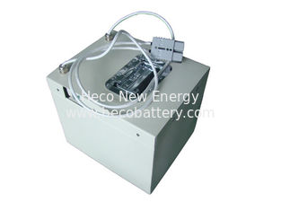 Solar / Wind Power Storage Lithium Battery Module With 48V 50Ah supplier