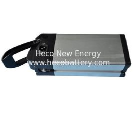 Aluminum Case 10Ah / 24V LiFePO4 Battery For Electric Bicycle CE, ISO supplier