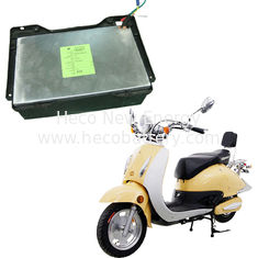 China Electric Motorcycle Lithium Battery Module With High Rate Discharge supplier