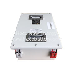 China Rechargeable Lithium Ion Phosphate Battery 24V 80AH For Shuttle Vehicle / AGV / RGV supplier