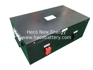 China 72 Volt 40Ah LiFePO4 Car Battery , High Power Battery For Electric Motorcycles supplier