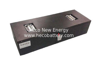 Powerful 48V 300AH Lithium Battery For Large Automatic Guided Vehicle / Robot supplier