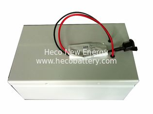 China 20Ah 48V LiFePO4 Battery Pack , CE / ROHS / ISO Lithium Battery Pack for Electric Scooter supplier
