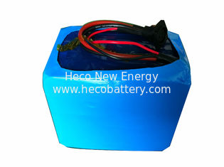 China High Energy Density 48V LiFePO4 Battery Pack with 10Ah Capacity for Electric Scooter supplier