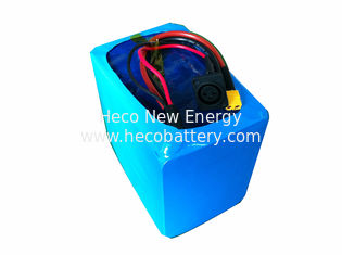 Electric Scooter LiFePO4 Power Battery , 48V 10Ah Lithium Battery Pack supplier