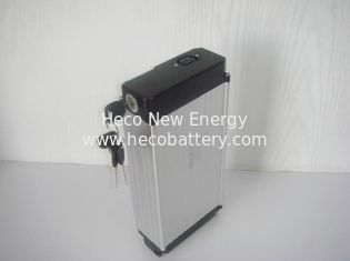 China 48V LiFePO4 Battery For Electric Bicyle , 10Ah Capacity Lithium Battery supplier