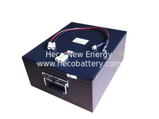 China 48V 80AH Energy Storage Lithium Ion Battery , 3KWh Backup System with 1500W Inverter supplier