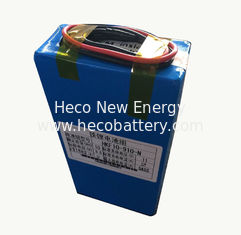 China 10000mah / 9.6V Lithium Ion Battery For Signal Lamps , Long Cycle Life 2000+ supplier