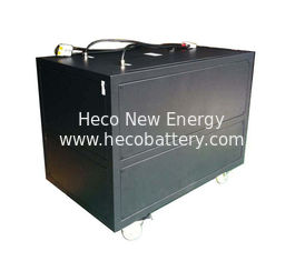 China 10KWh Solar  Storage Lithium Battery Bank , 48V 200AH LiFePO4 Battery Pack with Long Cycle Life supplier