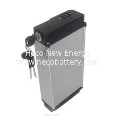 China Electric Bike Lithium Iron Phosphate Battery 48V 10Ah ,  360 * 148 * 60  mm supplier