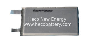 China 10Ah / 3.2V Lithium Iron Phosphate Battery Cell , Prismatic Pouch Type 1282135 supplier