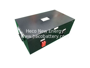 China 72 Volt 40Ah LiFePO4 Power Battery , Safe & Light In Weight For Electric Car supplier