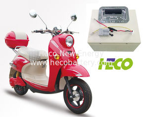 60V Motorcycle Lithium Battery , 30Ah LiFePO4 Battery Pack With Long Cyle Life supplier