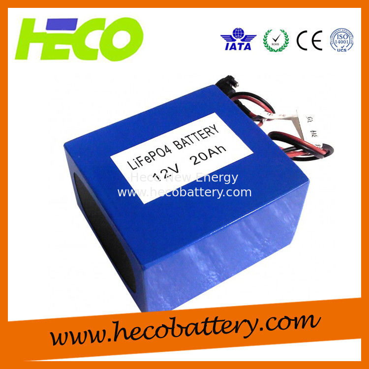 12V 20AH Lithium Battery Module Long Cycle Life Environmental Friendly supplier
