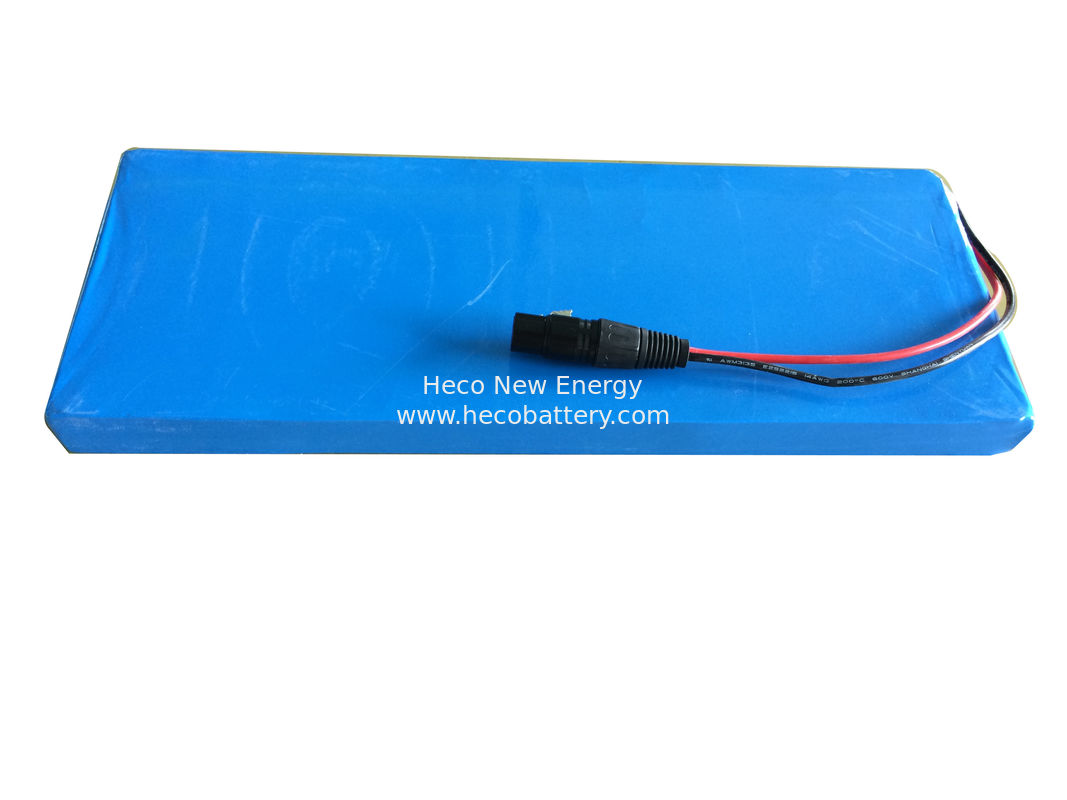 24V 10AH LiFePO4 Battery Pack For Electric Robot in Light Weight and Compact Size supplier