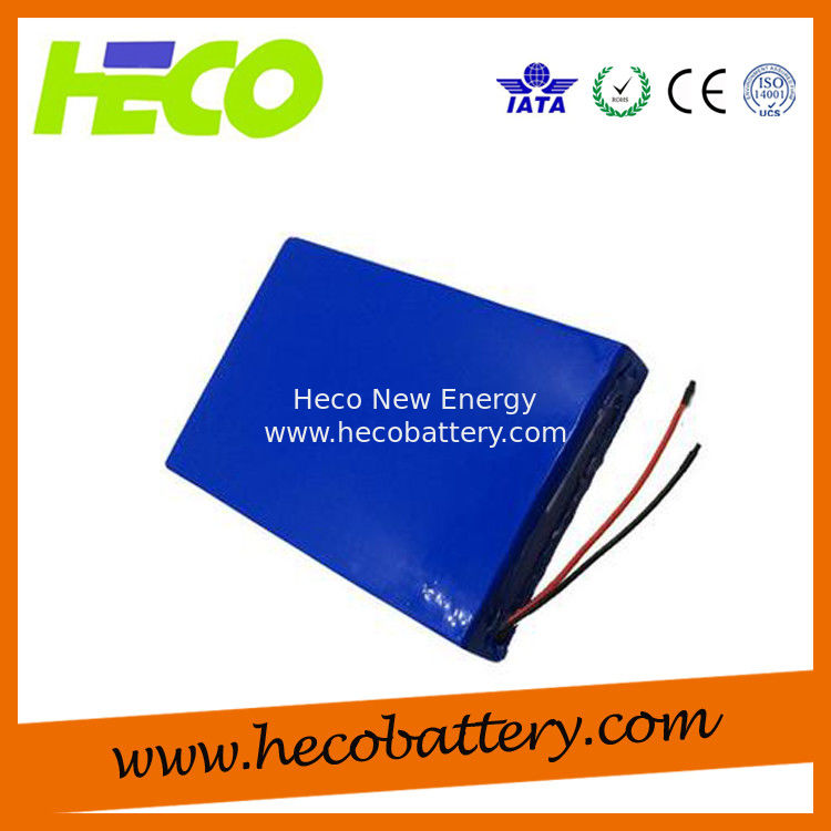 12V 20AH Li - polymer Battery , Compact Size Rechargeable Lithium Batteries