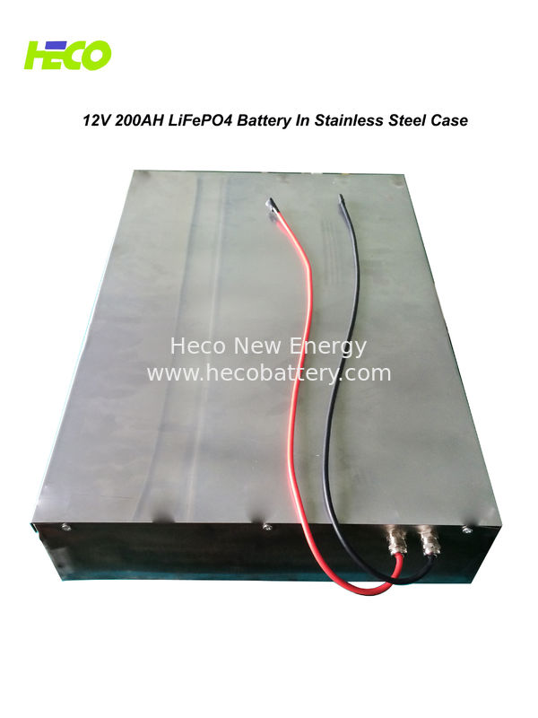 200ah Lifepo4 Battery Pack 12v 2kwh Lithium Batteries