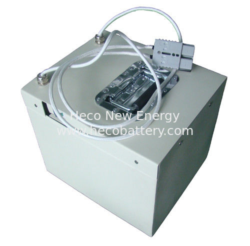 72V / 100Ah LiFePO4 Car Power Battery , Micro Electric Vehicle Lithium Battery of High Speed