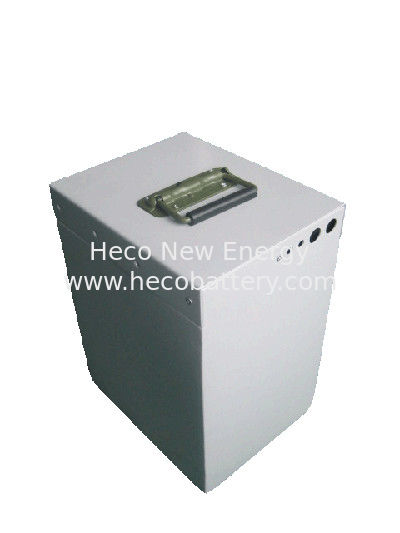 48V 30Ah Customized Solar Lithium Batteries , ISO Certificated