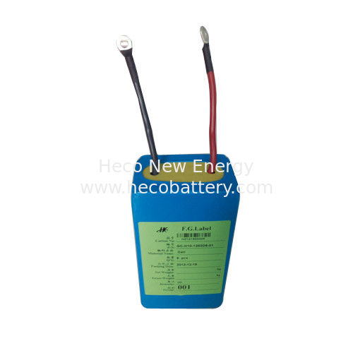 Large Capacity 50Ah Lithium Battery Module High Energy Density