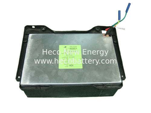 Customized Size 20Ah Lithium Battery , 48V LiFePO4 Battery Pack supplier