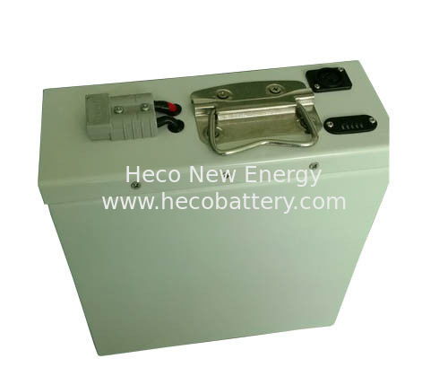 24V LiFePO4 Battery Pack , Electric Vehicle Lithium-Ion Battery supplier