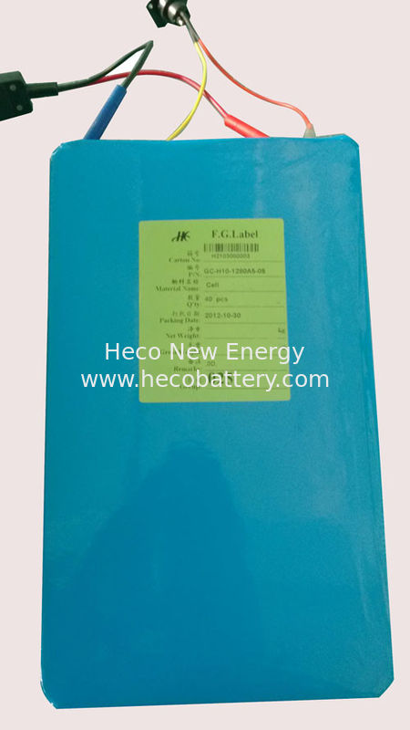 Rechargeable 60V 16Ah Power Lithium Ion Battery For Golf Trolley supplier