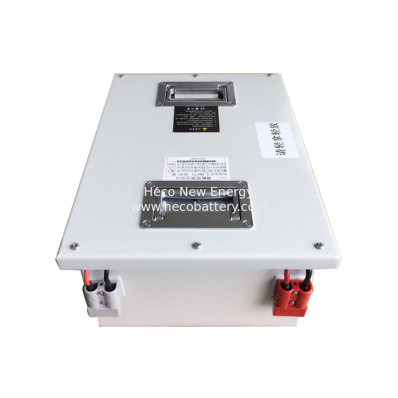 Rechargeable Lithium Ion Phosphate Battery 24V 80AH For Shuttle Vehicle / AGV / RGV