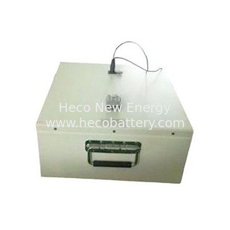 72 Volt 60Ah LiFePO4 Car Battery , 10000W motor Electric Vehicle Battery