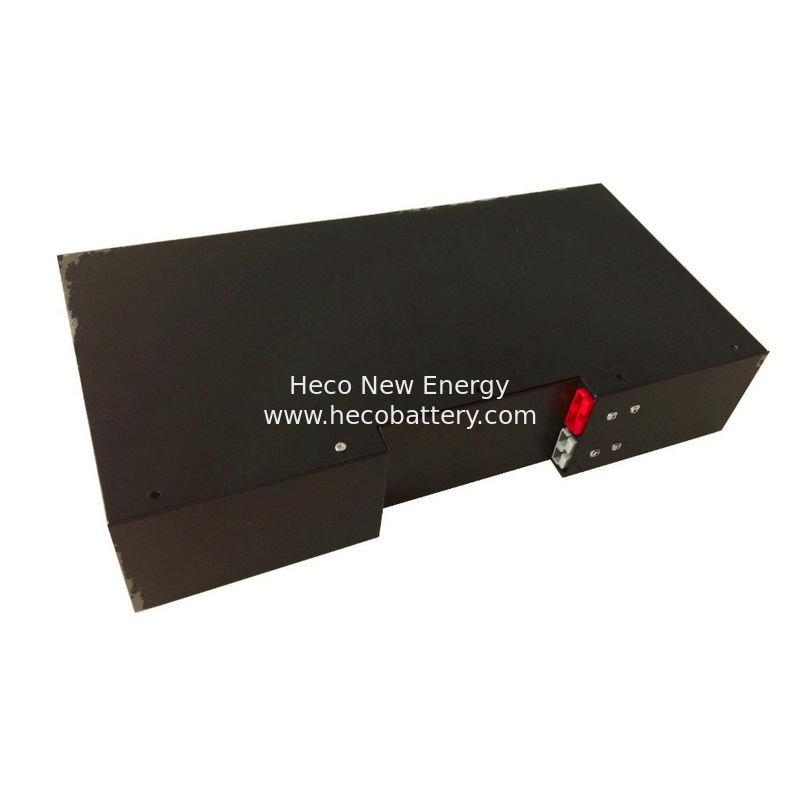 48V 40Ah LiFePO4 Lithium Battery For UPS , Telecommunication Base Station Backup Power Supply supplier