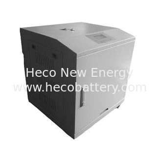 7.5KWh Solar Lithium Battery , Rechargeable Battery Bank , DOD = 80%