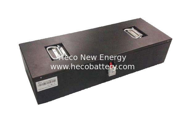 48V 300AH Lithium Battery  For Electric Robot , Lithium Power Battery For Automatic Guided Vehicle