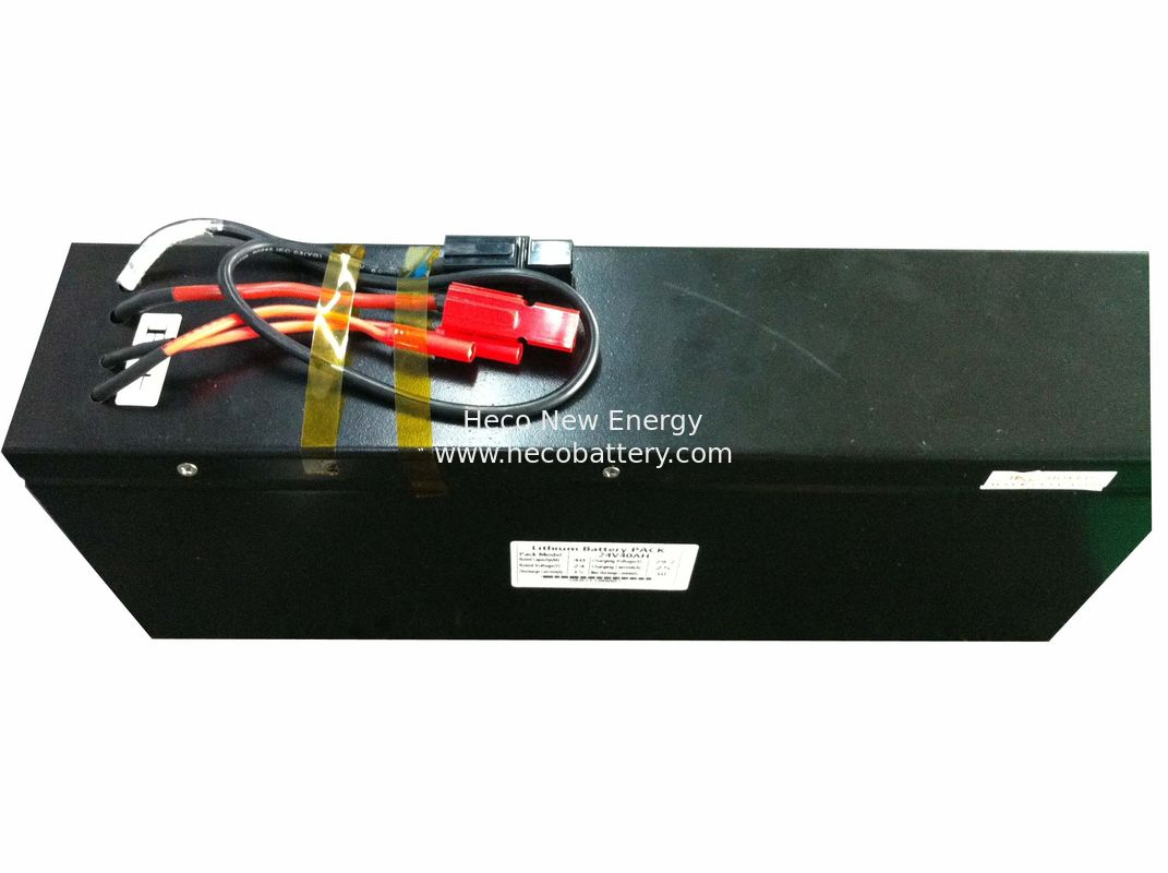 High-power Electric Bike Lithium Battery Lifepo4 24V 40AH With Painted Metal Case
