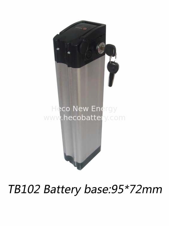 Rechargeable Electric LiFePO4 Power Battery 36V 10Ah for Bike Lithium Battery