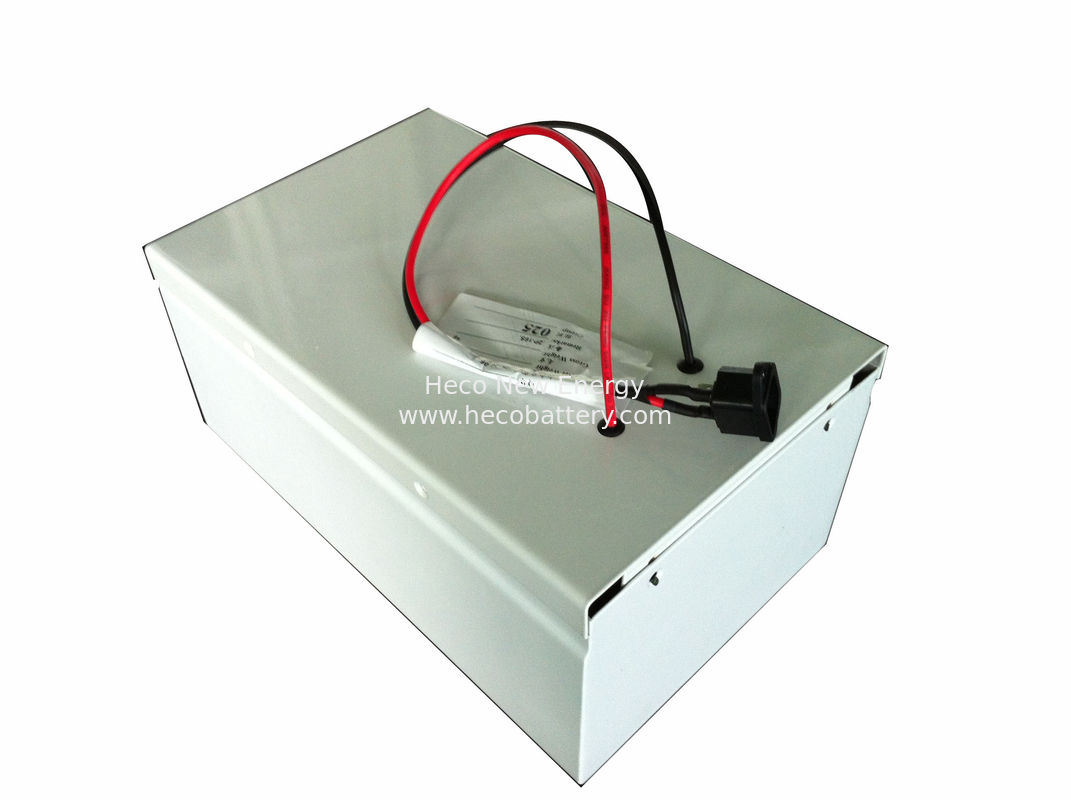 Electric Scooter 20Ah Lithium Battery Pack for 48V LiFePO4 Battery Pack CE / ROHS / ISO