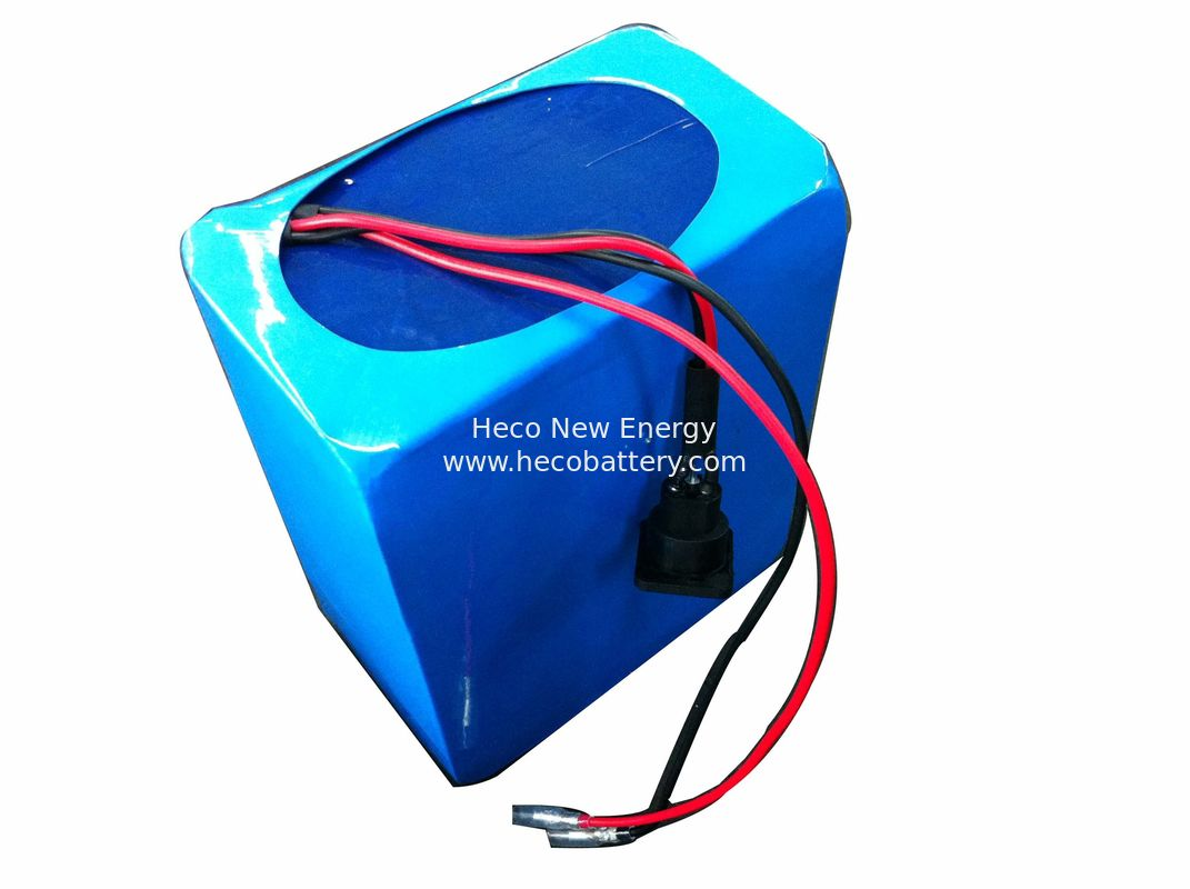 Portable LiFePO4 40Ah Lithium Battery , 12 Volt Lightweight With Long Cycle Life supplier