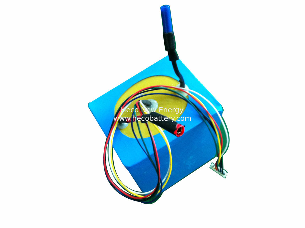 24V 10AH Lithium Battery Module , Environmental Friendly Lifepo4 Battery Pack supplier