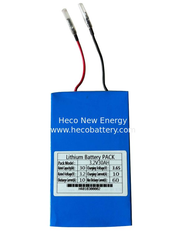 30AH Lithium Battery Module 3.2V LiFePO4 Battery with 2000+ Cycle Life