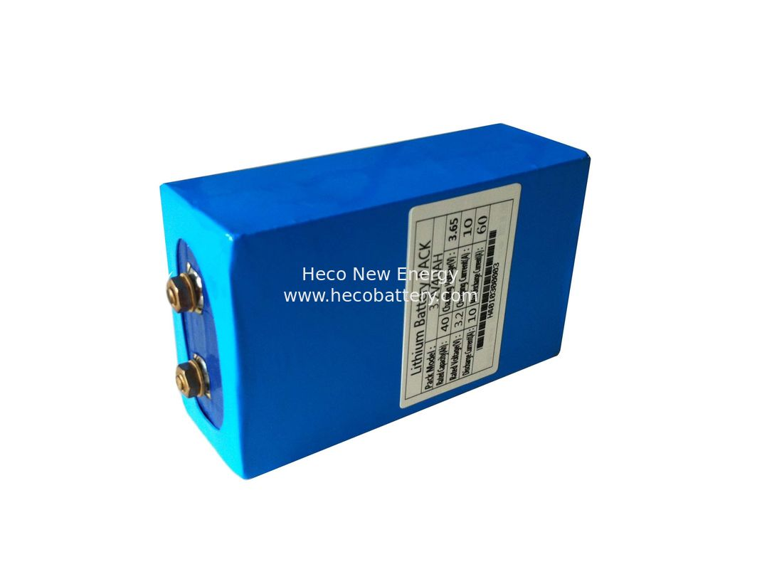 40AH Lithium Battery Module 3.2V LiFePO4 Battery , ROHS / CE