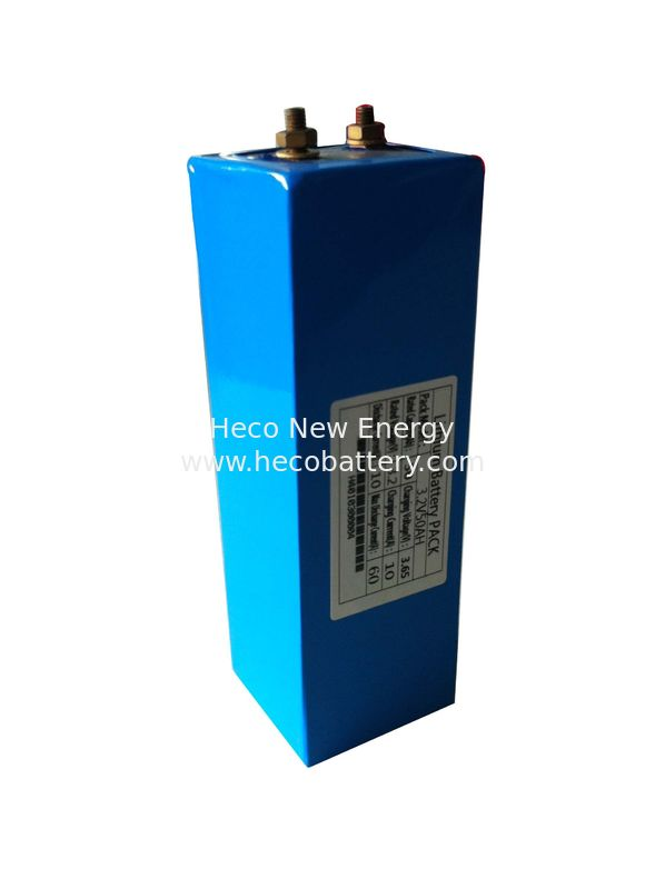 Direct Manufacturer Supply ! 50AH Lithium Battery Module , 3.2V LiFePO4 Batteries supplier